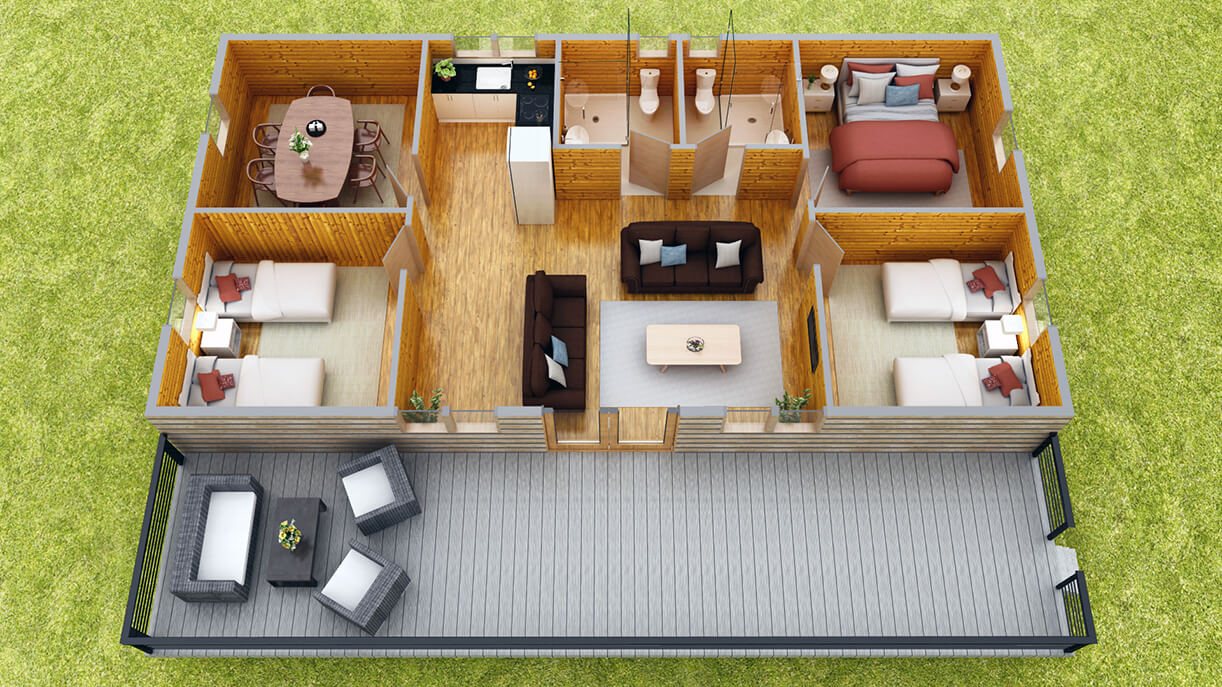 Rannoch Floorplan