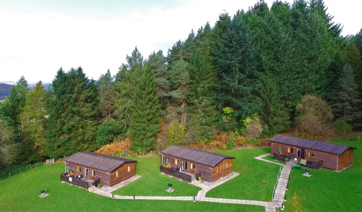 Tayview Lodges